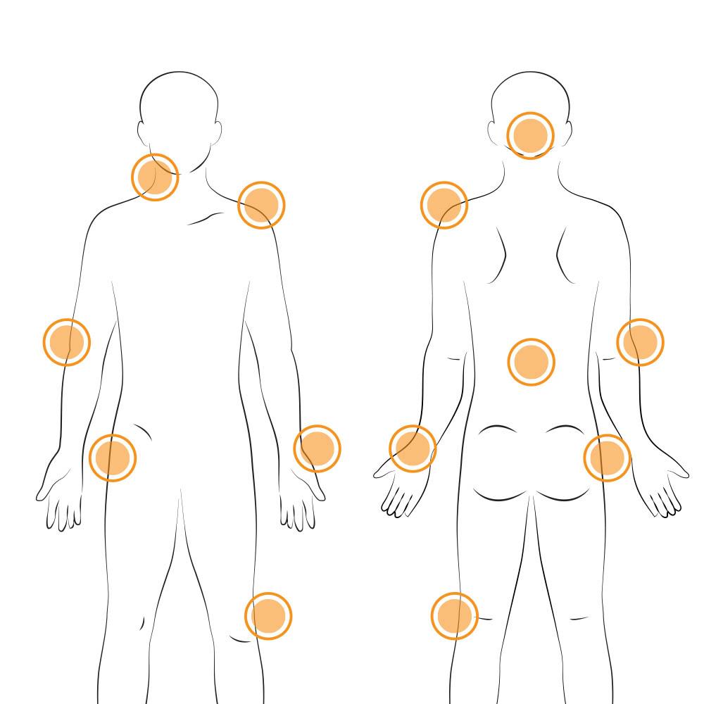 pains and injuries circle homepage